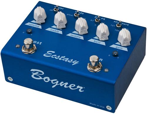 Bogner Ecstasy Blue Pedal