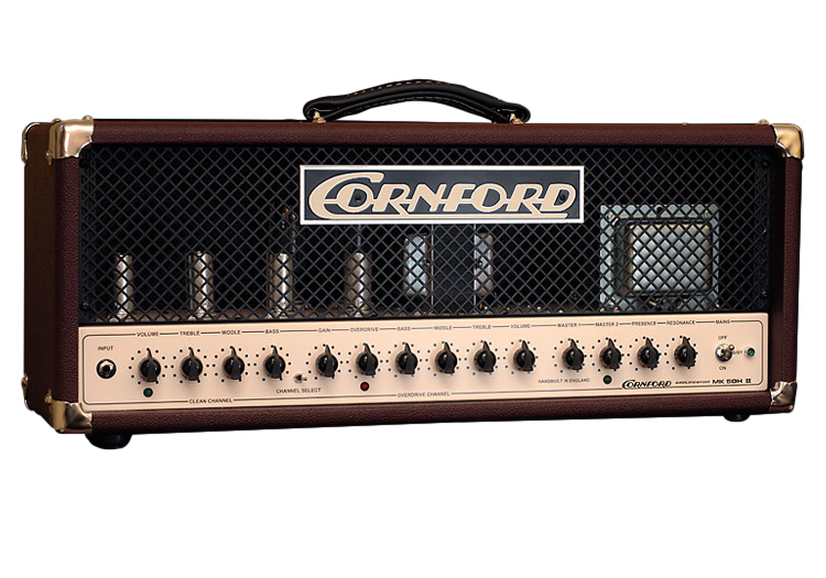 Cornford MK 50H II - front alternate