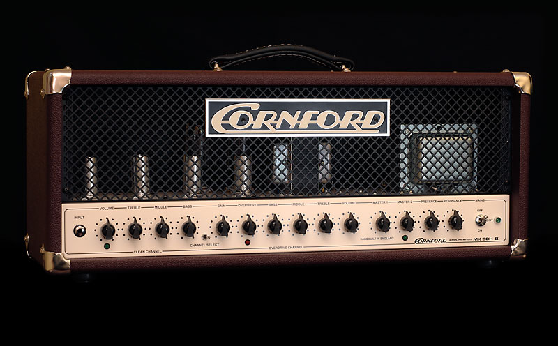 Cornford MK 50H II - front