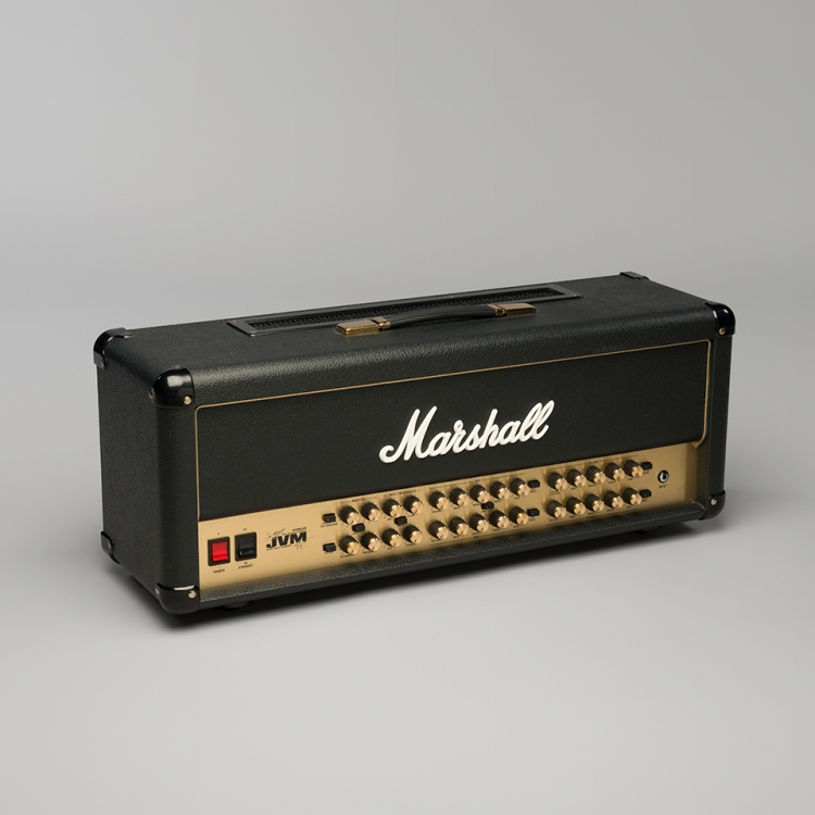 Marshall JVM410HJS front left view