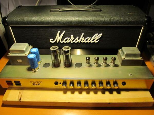 Marshall JCM900 SL-X chassis