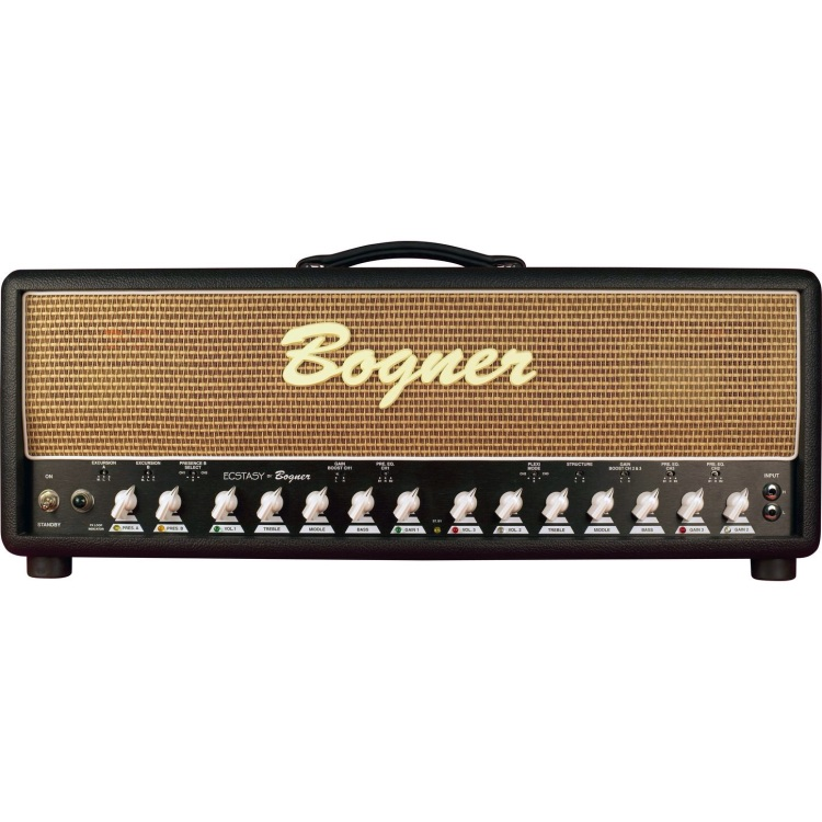 Bogner Ecstasy 101b front panel