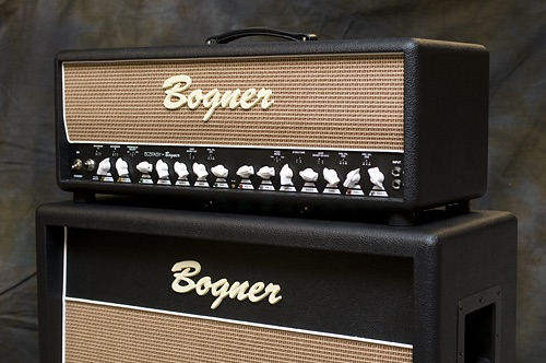 Bogner Ecstasy 101b with matching cab