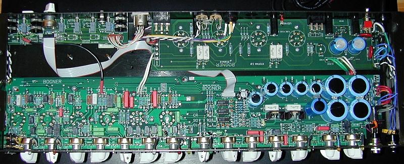 Bogner Ecstasy main circuit board