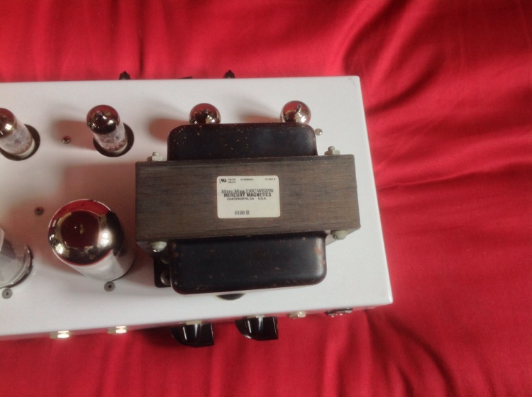 Soldano Hot Rod 100 Plus - output transformer