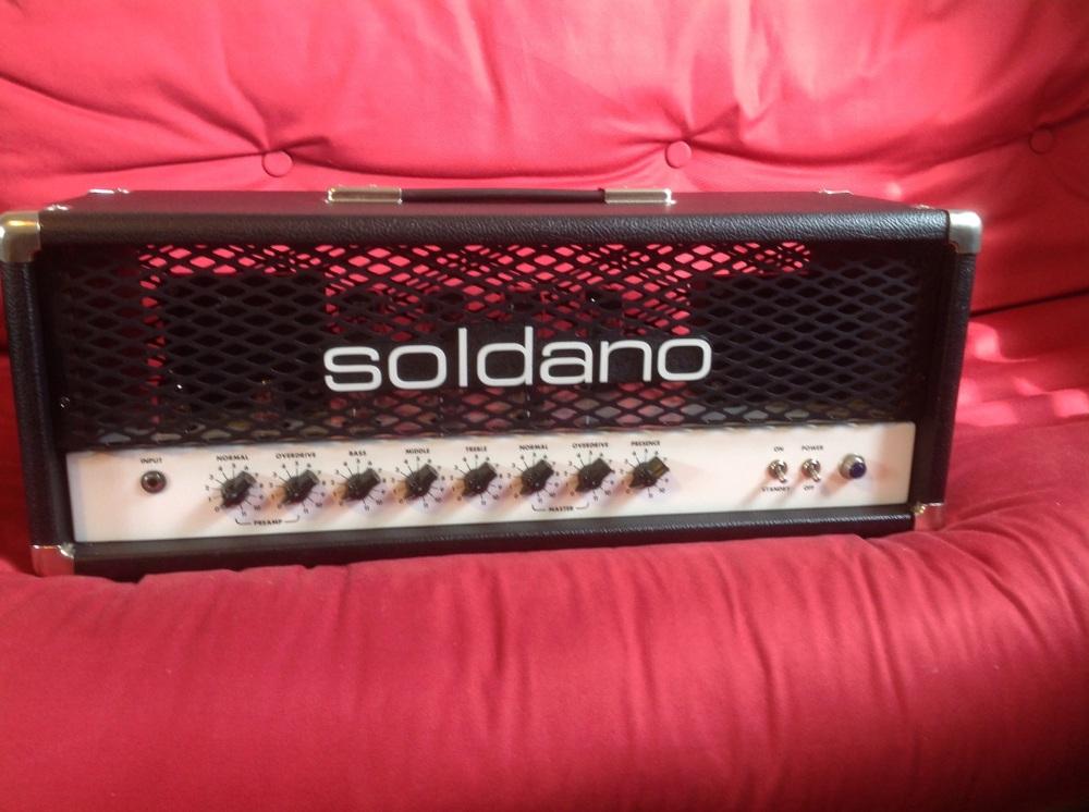 Soldano Hot Rod 100 Plus