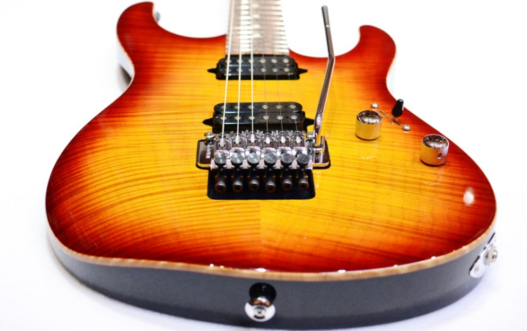 Suhr Modern bottom up