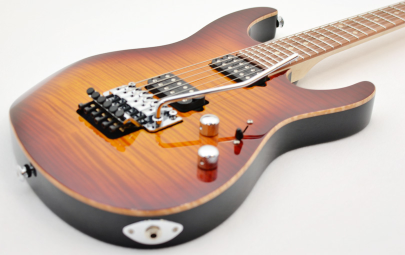 Suhr Modern tabletop view