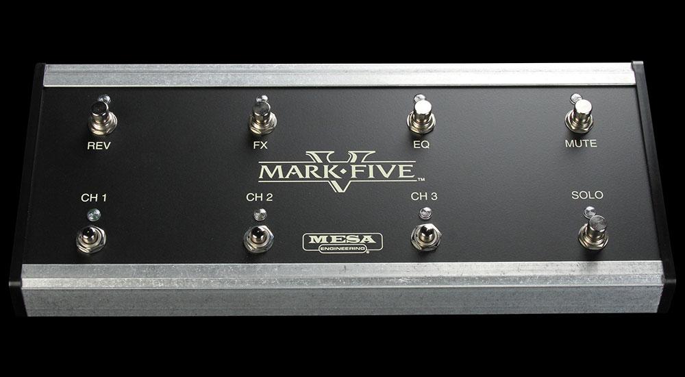 Mark V pedal