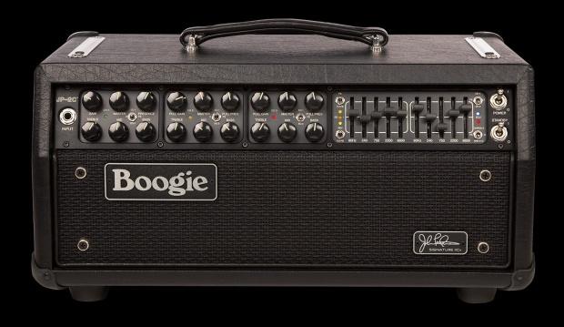 MESA/Boogie JP-2C - front view