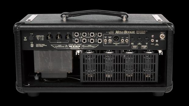 MESA/Boogie JP-2C - rear view