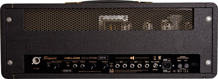 Bogner Helios Eclipse - rear