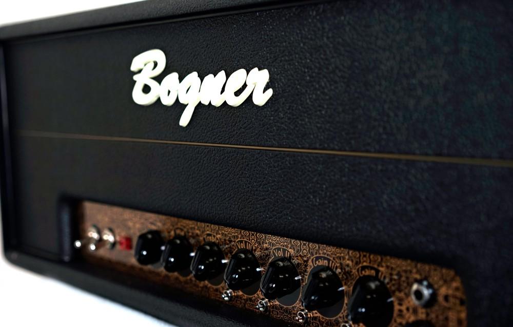 Bogner Helios Eclipse - controls